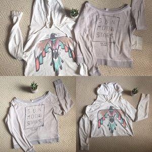 Boho Cropped Sweatshirt Bundle